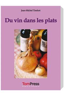 Livre Du vin dans les plats
