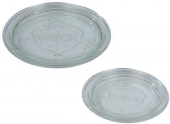 Couvercles Weck 60 mm par 30