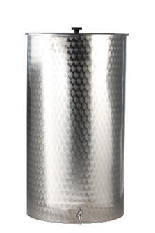 Cuve inox 100 litres
