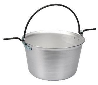 Chaudron alu 150 litres