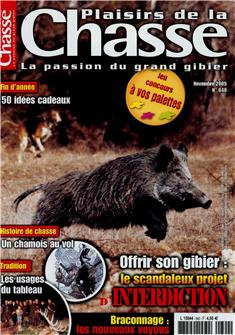 Plaisirs de la chasse n°640