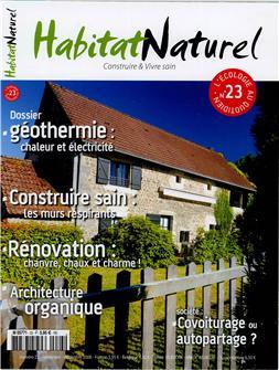 Habitat naturel n°23
