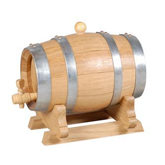 Tonnelet chêne 10 litres
