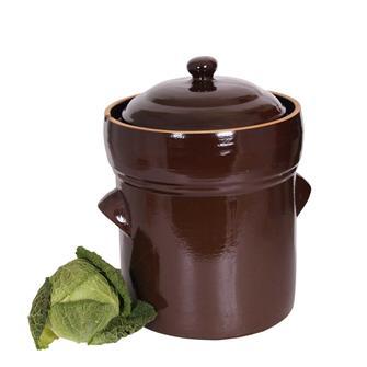 Pot à choucroute/lactofermentation 25 litres