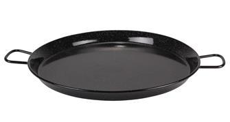 Plat à paella émaillé 60 cm