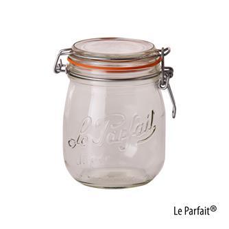 Bocal Le Parfait® 0,75 litre par 6