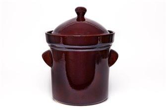 Pot à choucroute / lactofermentation 5 litres
