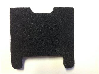Filtre à charbon pour friteuse double filtre