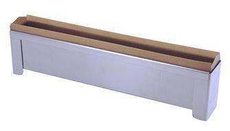 Moule spécial pâté en croûte 30 cm avec papier de cuisson