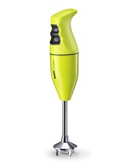 Mixeur plongeur Bamix premier prix 120 W Pop vert