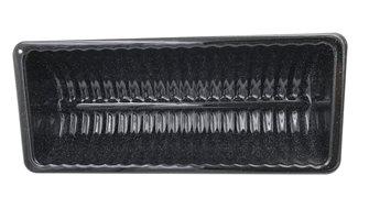 Moule à marbré 28 cm acier émaillé
