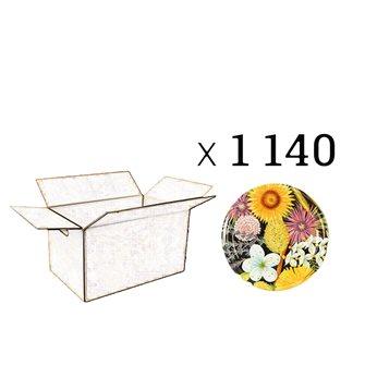 Capsules Twist-off miel melliflor Diam 63 par 1440