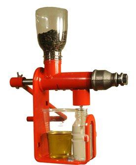 Presse à huile de table pour graines oléagineuses