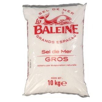 Gros sel pour charcuterie salaison et cuisine 10 kg