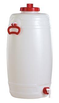 Tonnelet cylindrique 50 litres