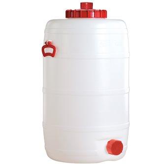 Tonnelet cylindrique 120 litres